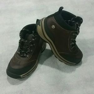 Boys Timberland Hiking Boots